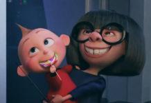 Edna Moda y Jack Jack