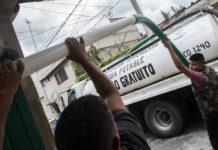 140 pipas... el plan contra los cortes de agua en la Ciudad de México