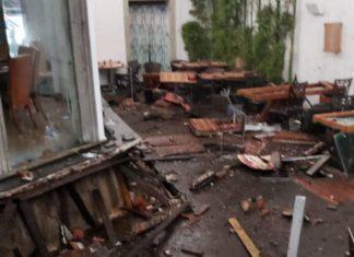 explosión en restaurante de coyoacán