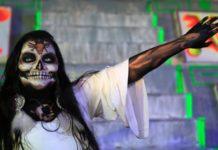 la llorona en xochimilco 2018