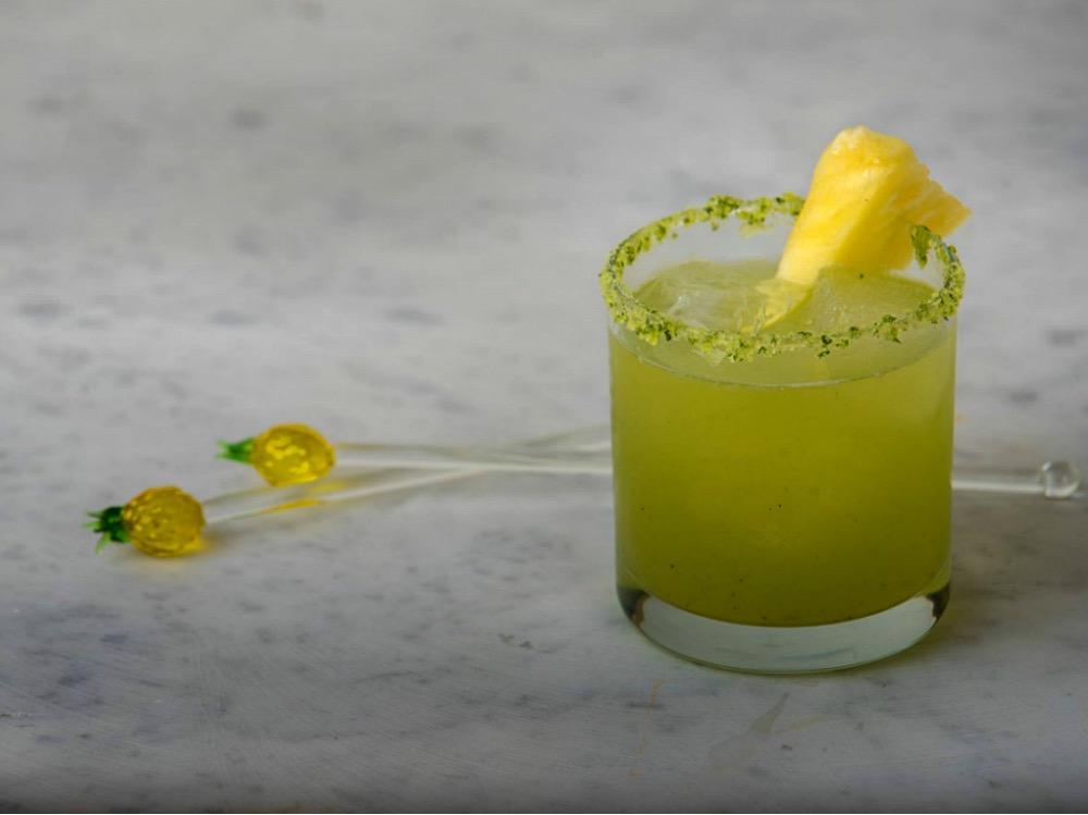 Margarita al pastor, mezcal con aguacate y otros tragos chilangos 🌶🍸