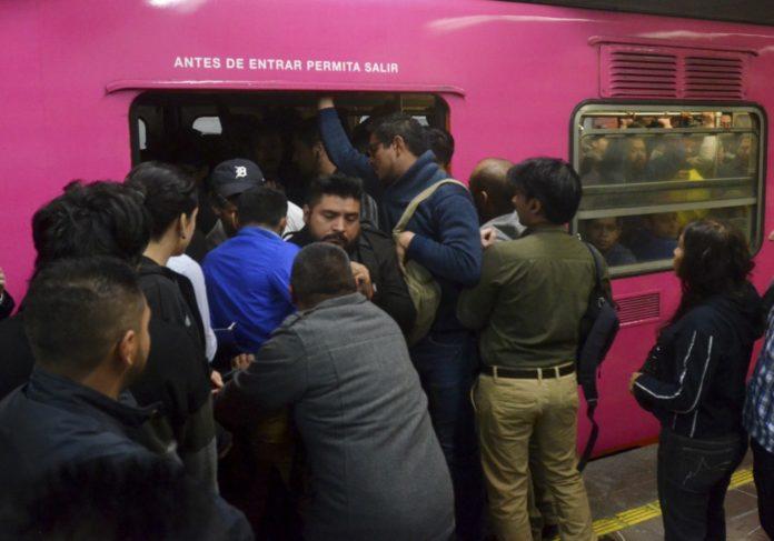 retrasos en el Metro