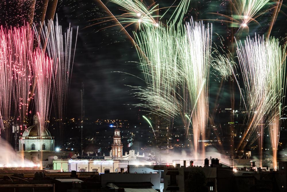 fiesta patria Independencia