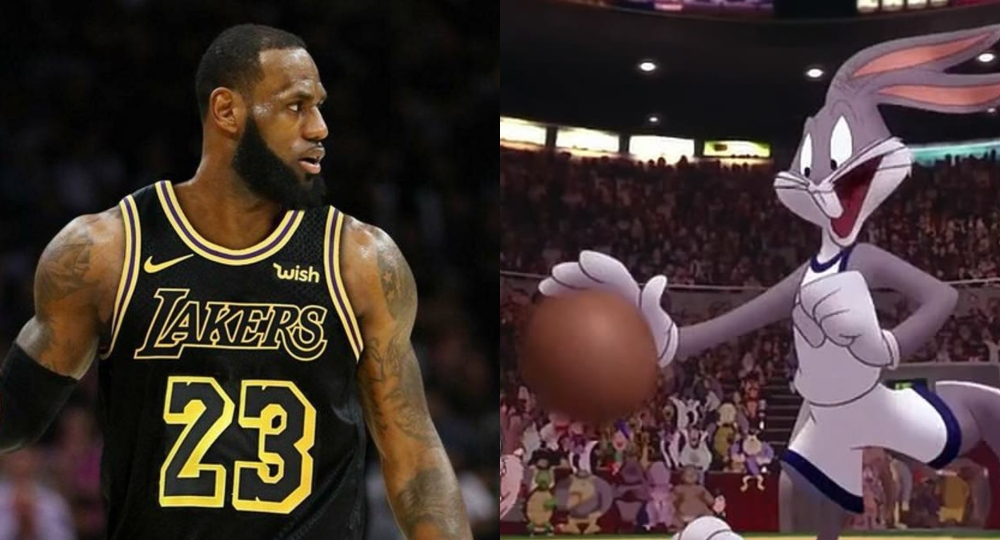 b96e2a802d8d Oficialmente tendremos Space Jam 2 con LeBron James