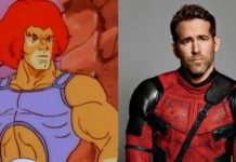 thundercats con ryan reynolds