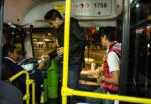 Estrenan (y saturan) transporte seguro en UAM Xochimilco