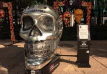 Mexicráneos en Paseo de la Reforma
