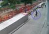 asalto afuera de plaza carso