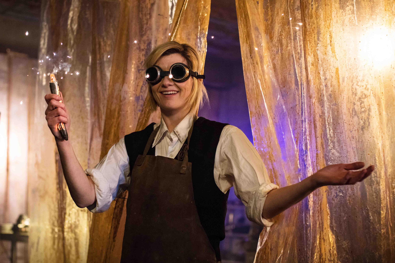 Doctor Who regresa en forma de mujer: entrevistamos al elenco