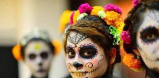 fiestas de día de Muertos en México