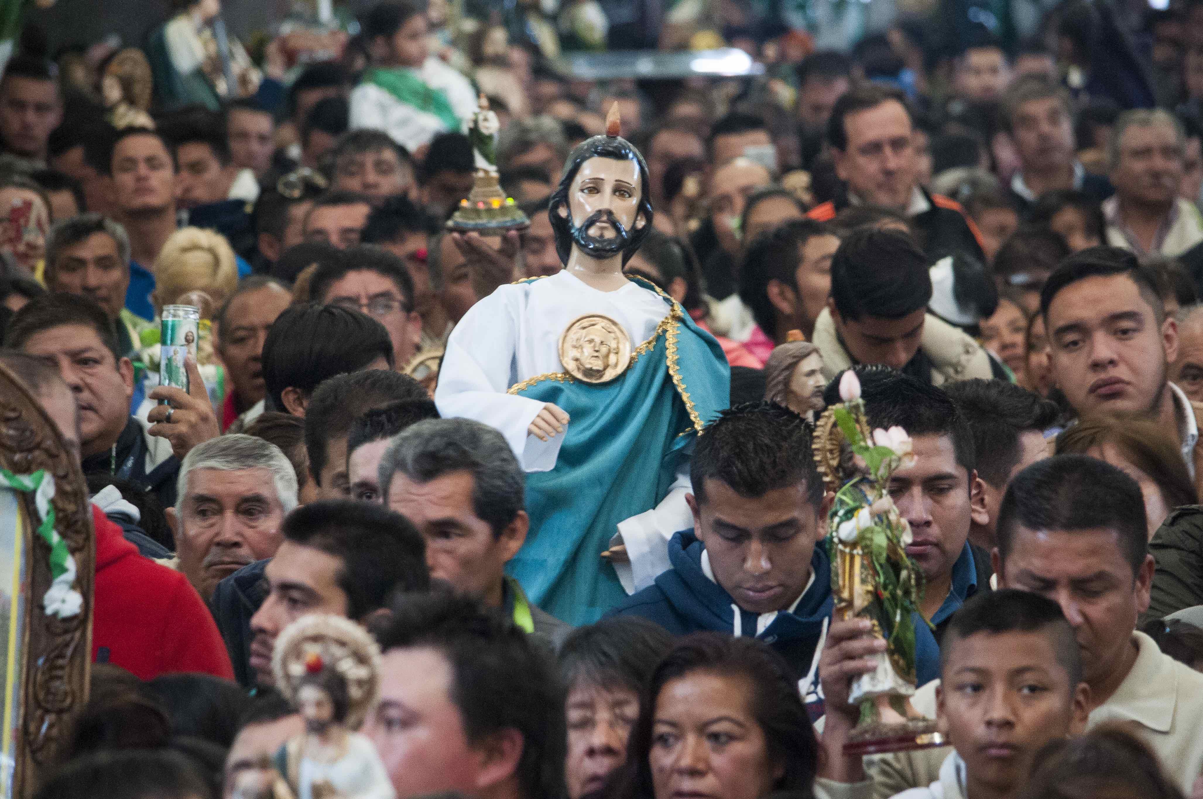 Día De San Judas Tadeo 2018 Todo Lo Que Necesitas Saber Sobre La