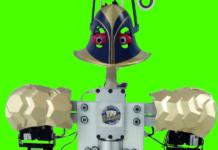 Justina la androide de la UNAM