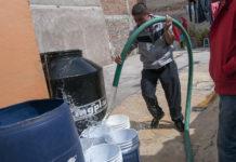 Medidas contra el corte de agua