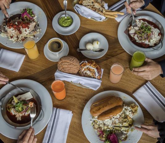 desayuno familiar en CDMX Puntarena