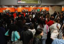líneas del metro más inseguras