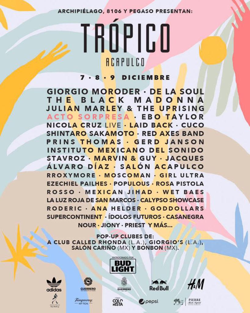 Festival Trópico 2018