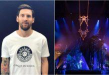 Cirque du Soleil de Messi