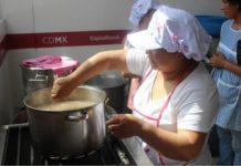 Adultos mayores administran este comedor comunitario en la CDMX