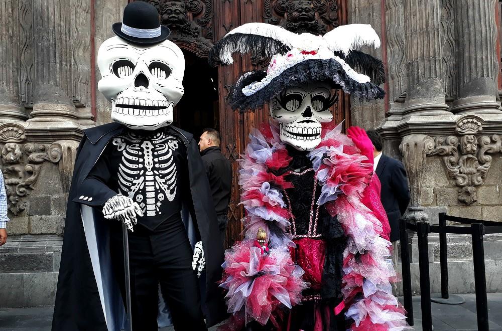 Día De Muertos 2018 En La CDMX: La Gran Celebración Está