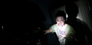 experiencia zombi en CDMX