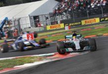 Fórmula 1 en la CDMX