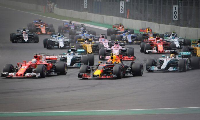 aquí puedes ver la Fórmula 1 en vivo