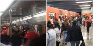 fallas en la Línea 3 del Metro