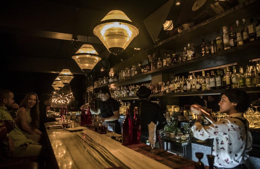Hanky Panky Bar: el speakeasy más exclusivo de la ciudad 🍸🥃🍾