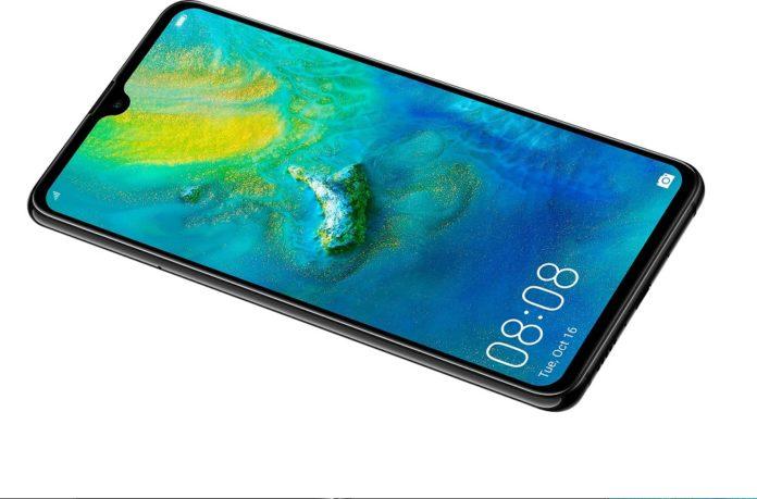 ¡Ya están aquí! Presentaron Huawei Mate 20 y Mate 20 Pro