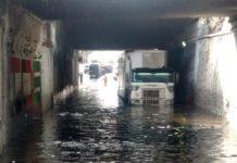 inundaciones en la Ciudad de México y el Edomex