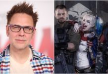 james gunn en suicide squad 2