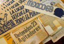 crónica de la matanza de Tlatelolco
