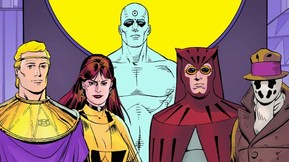 HBO lanza la primera imagen-teaser de la serie de Watchmen