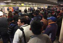 Fallas causan retrasos en el Metro de la CDMX