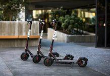 llegó un nuevo servicio de scooter eléctrico en la CDMX