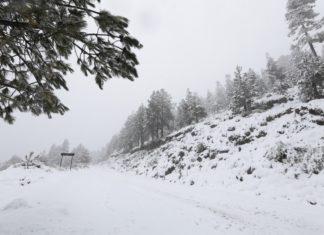 Nevado de Toluca 2018