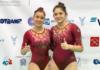 Dafne Navarro y Melissa Flores