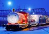 Tren de la Navidad llega a la CDMX