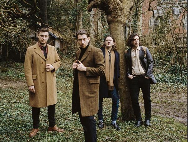 Arctic Monkeys en la CDMX