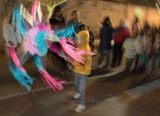 Feria de la piñata en Acolman 2018