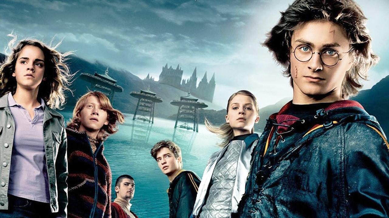 Chilango - Harry Potter y el cáliz de fuego en concierto
