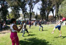albergue para migrantes en la CDMX
