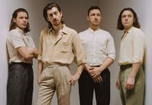 Arctic Monkeys en Pal Norte