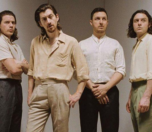 Arctic Monkeys en Pal Norte