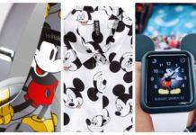 Artículos por los 90 años de Mickey Mouse