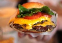 buffet de hamburguesas en CDMX