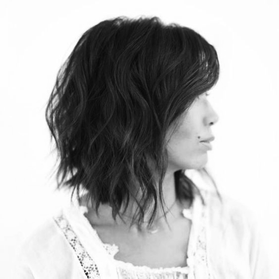 Nuevos cortes de cabello de mujer 2019