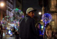 Daño ecológico de los globos led