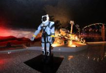 exposición de Marte en el MHN
