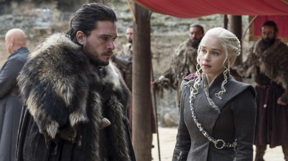 Revelan la primera imagen de la última temporada de 'Game of Thrones'